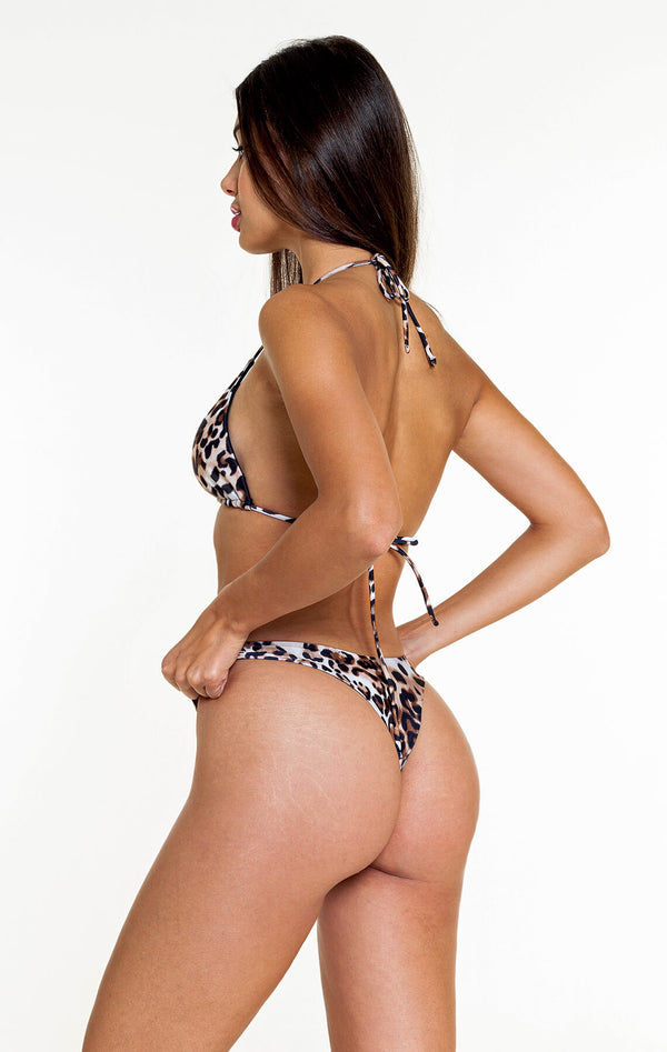 Thong Bottom (Leopard)