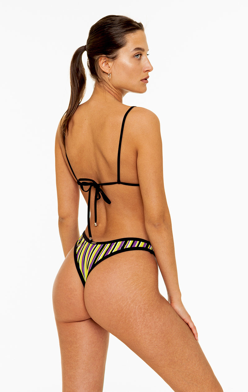 Thong Bottom (Striped)