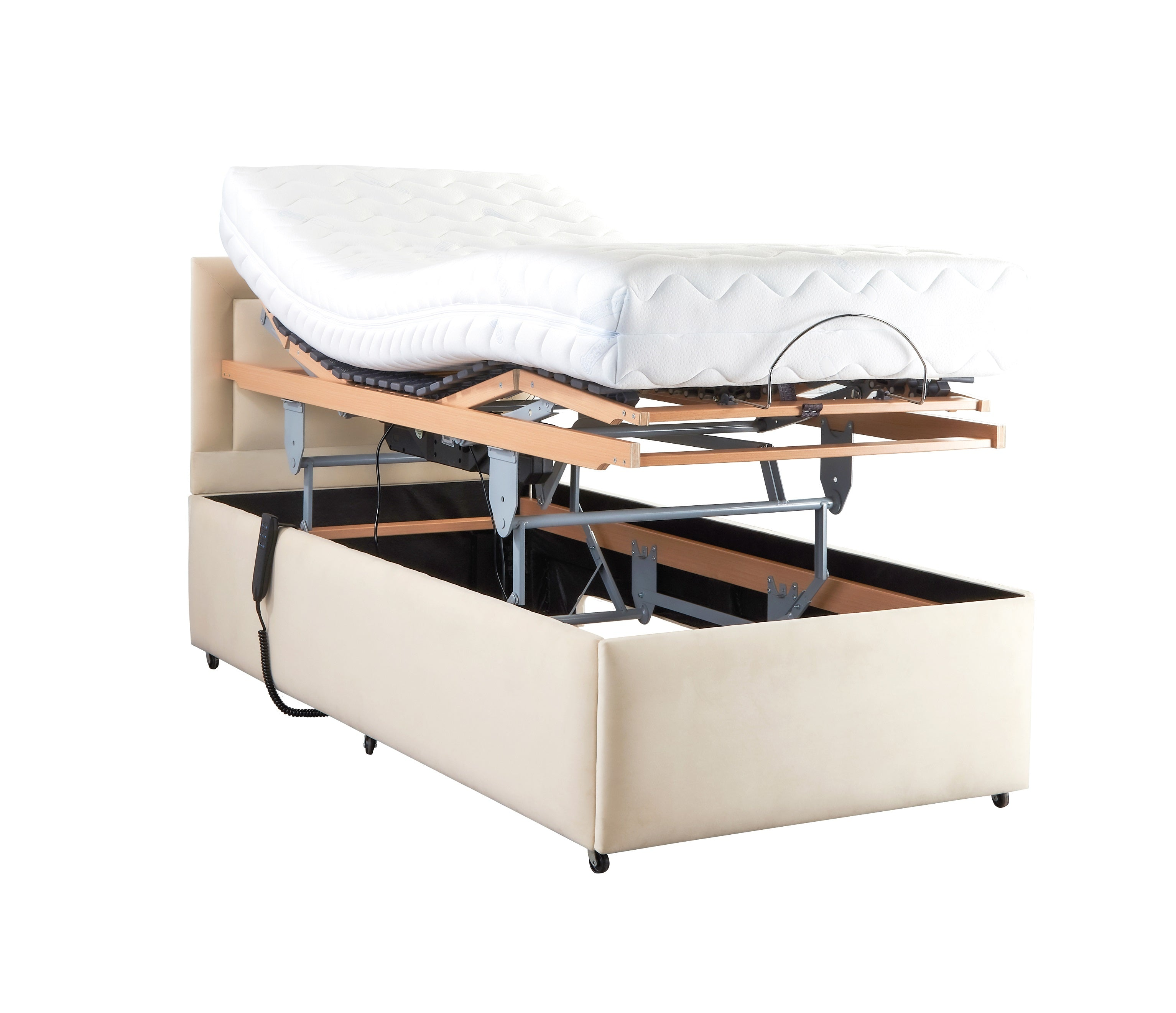 Ancroft Hi-Lo Profiling Adjustable Bed