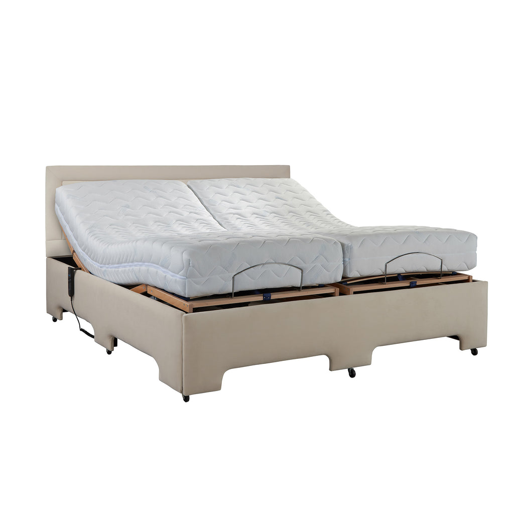 Tattershall cut-out divan bed