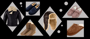Mens Sheepskin Clothing