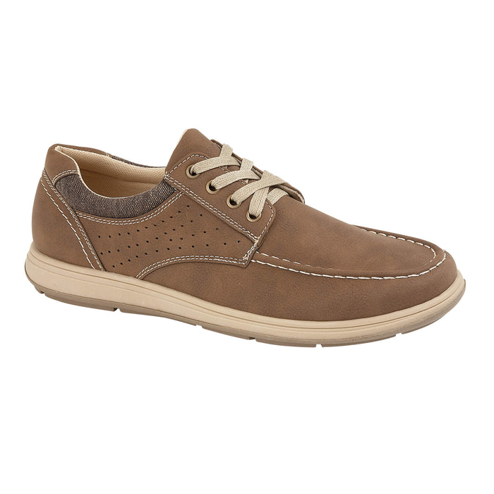 Mens Brown Ainsdale Lace Up Casual Shoe