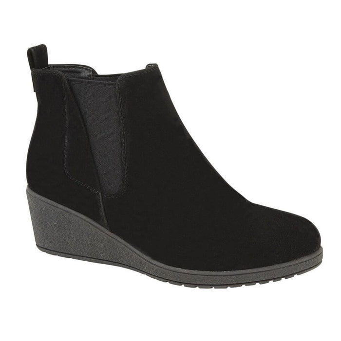Ladies Bronx Ankle Boots - Black