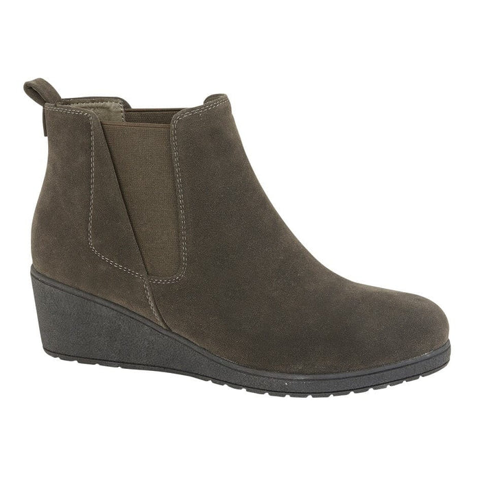 Ladies Bronx Ankle Boots - Smoke