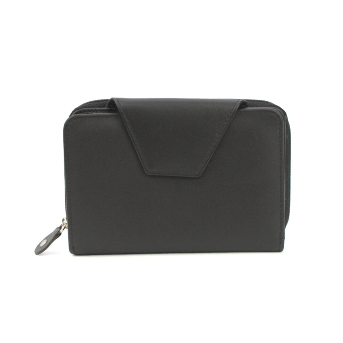 Lois Leather Purse