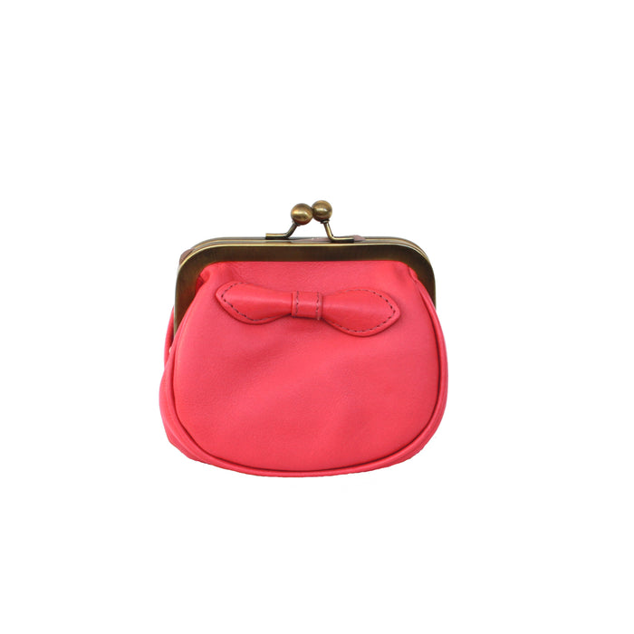Lottie Leather Purse