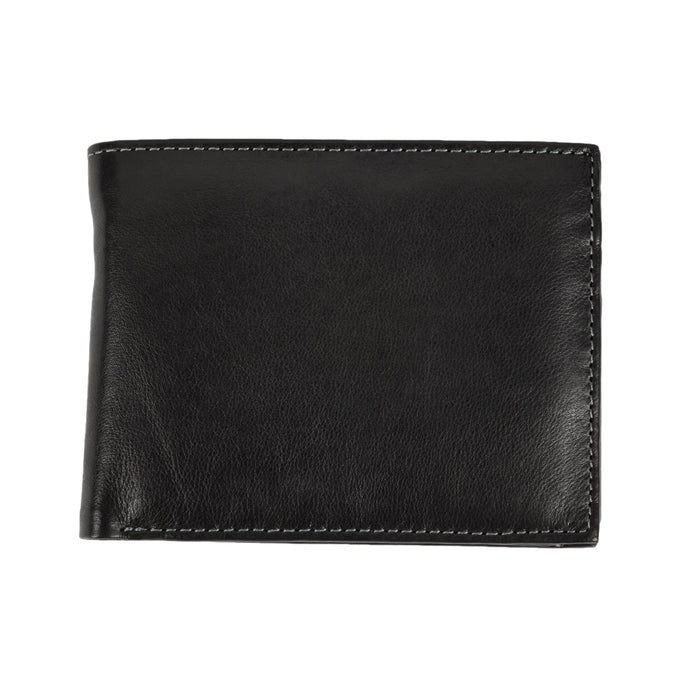 Mark- Leather Wallet