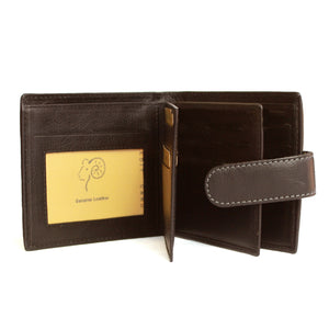 Simon - Leather Wallet