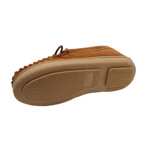 Children's Moccasin - Biscuit