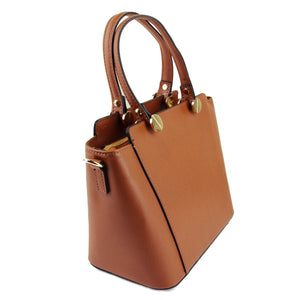 Ladies Adelasia Italian Leather Handbag