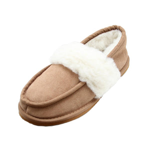 Ladies 'Hannah' Lambswool Slippers