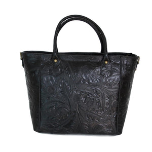 Ladies Lucilla Italian Leather Handbag