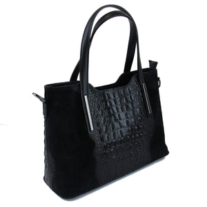 Ladies Maurine Italian Leather Handbag