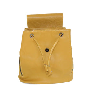 Ladies Zelinda Italian Leather Backpack
