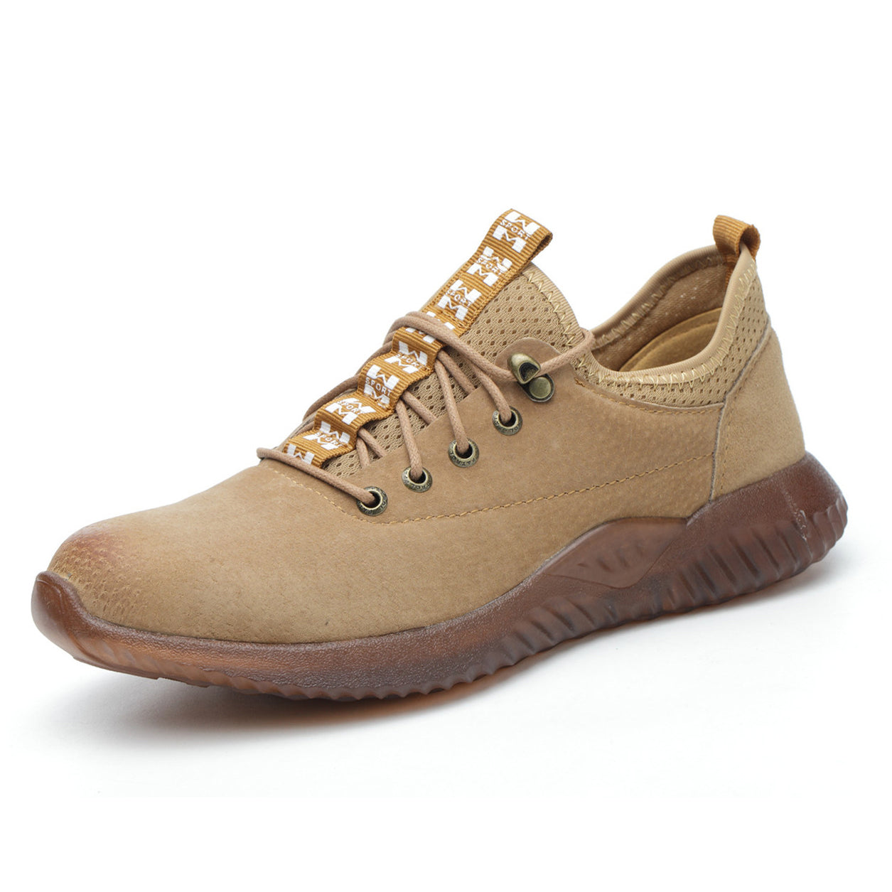Men's Safety Shoes Leather Safety