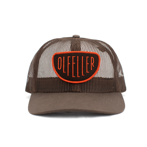 The Charleston Mesh Trucker