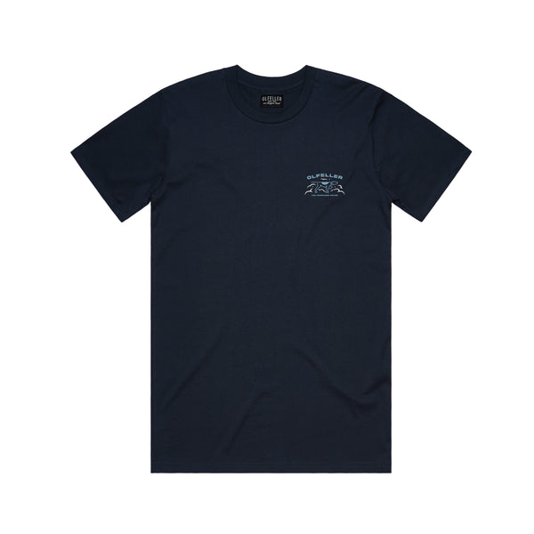 Pointer Tee Navy