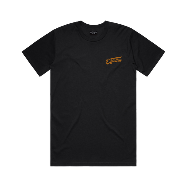 The Chaser Tee Black