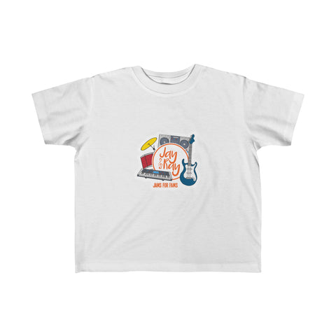 Toddler Fine Jersey Tee