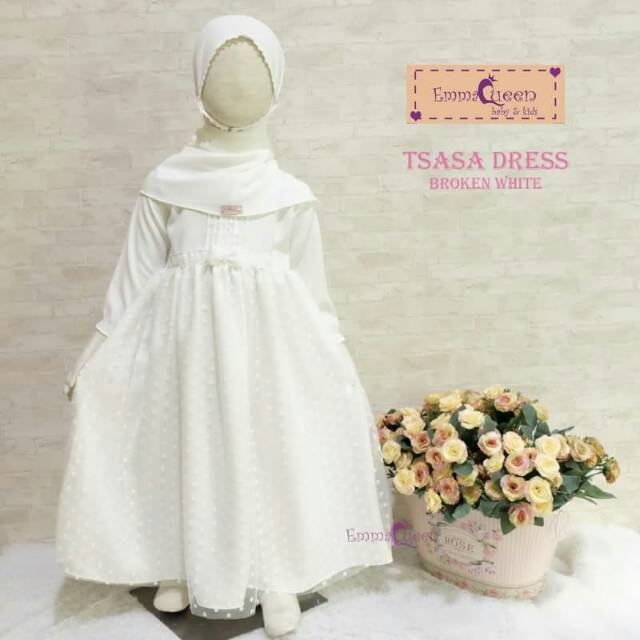 Dress Tsasa Kids