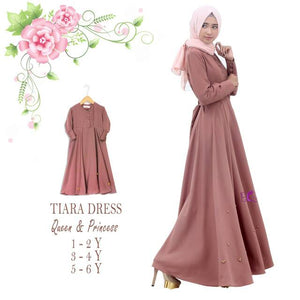 Dress Tiara Kids