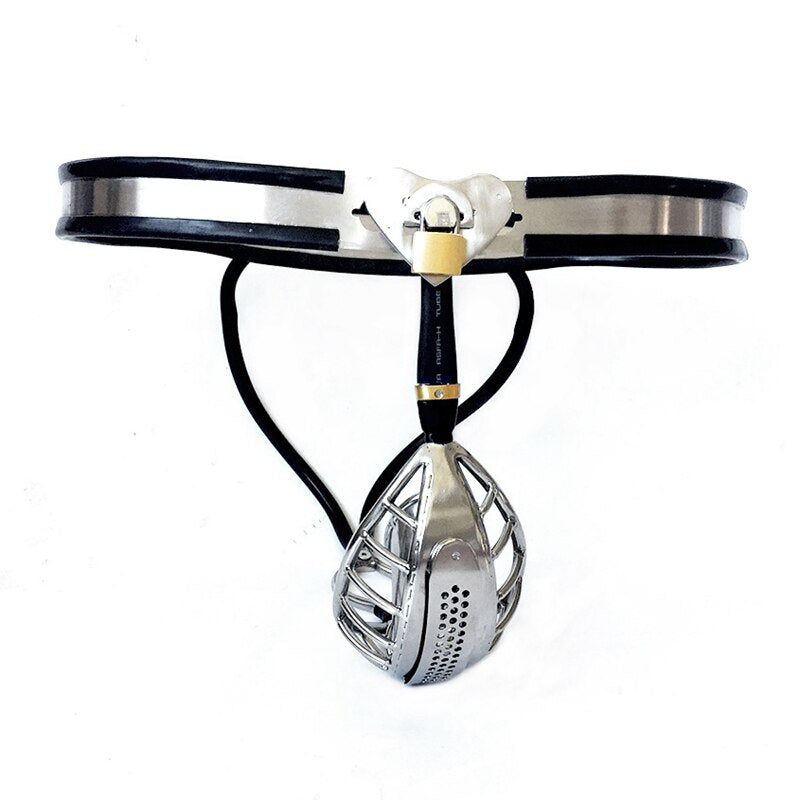 Medieval Chastity Belt Design - Cum Splash