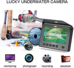 Fish Finder & Inspector With Night Vision Camera