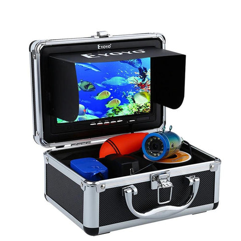 Fish Finder With Camera