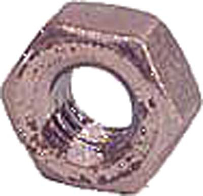 00532-G2 Hex Nut 1/4-28 Co (Bag 20)