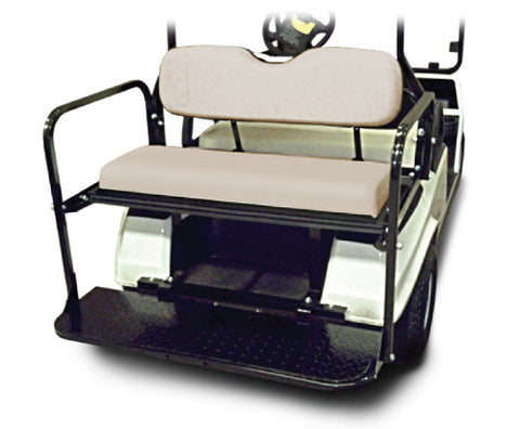01-004-Golf-Cart-Rear-Flip-Seat-Club-Car-DS-with-Buff-Cushion-cartguy-ontario-canada-madjax-2