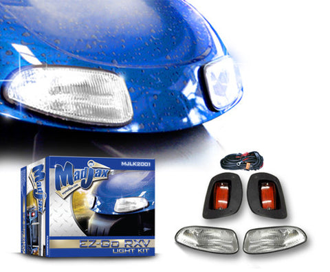 02-014-Golf-Cart-Light-Kit-Ezgo-RXV-upgradeable-wire-harness-cartguy-madjax-ontario-canada
