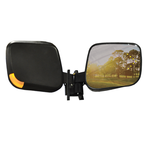 Mirror Side Fold-in Pair with Led blinkers