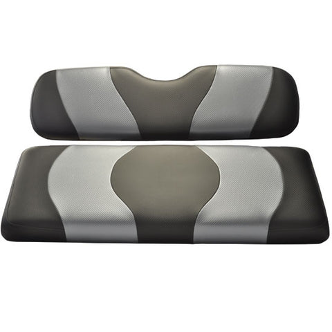 10-103-Two-Tone-Dark-Grey-Carbon-Fiber-Rear-Seat-Cushion-Set--Designed-Madjax-