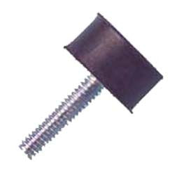 1010878 Brake Stop Screw -  Club Car DS 1981 & Up