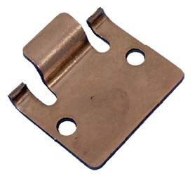 1011652 Seat Hinge Plate - Club Car DS