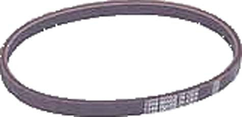 1012289 Drive Belt Standard 341cc Engine - Club Car Gas 1984 to 1987
