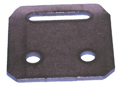1012412 Body Hinge Plate, Club Car DS  1981 - 1993