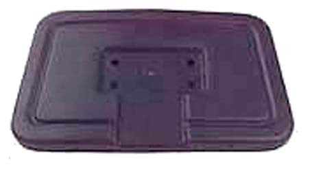 1013335 Seat Back Cap Black - Club Car 1982 to 1999