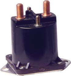 1013609 Solenoid 12 Volt - Club Car Gas DS & Precedent 1984 & Up