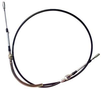 101539801-01 Forward & Reverse Transmission Shifter Cable - Club Car Gas Carryall, Turf II