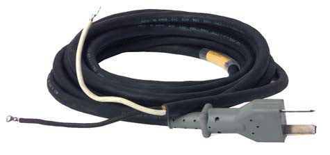 1016433-03 2 Prong Gray Molded DC Cord 36V - Club Car Electric