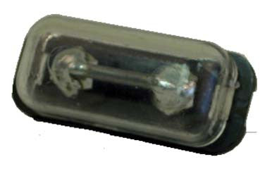 1017968-01 48 Volt Receptacle Fuse - Club Car DS Electric  1995 to 2006