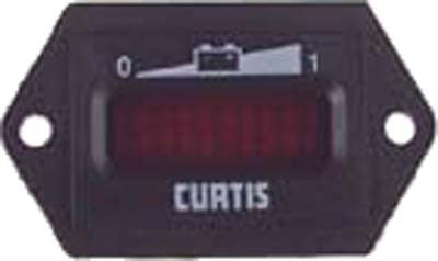 1018142-01 State Of Charger Meter - Club Car Electric 48V Curtis