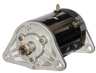 1018337-01 Starter Generator with Clockwise Rotation - Club Car Gas 1996 & Up