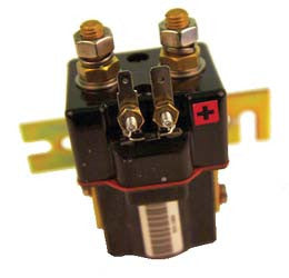 1019087-01 Solenoid - Albright 48V - Club Car Electric Precedent & DS 2000 & Up