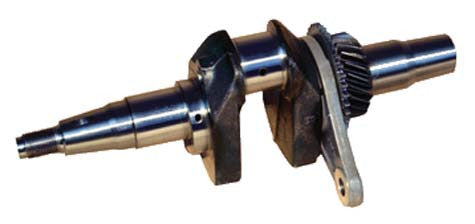 1019223-02 Crankshaft  - Club Car DS Gas 1997 to 2003