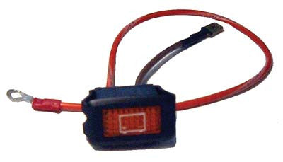 1019355-01 Battery Warning Light -  Club Car Electric 48V DS