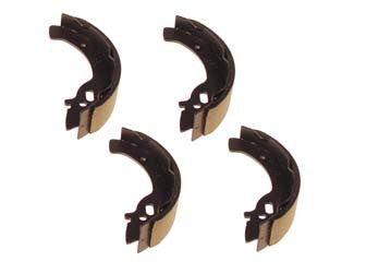 1020502-01 Brake Shoe (Box Of 4)- Club Car Gas XRT 1200 2005 & UP