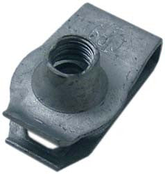 1022966-01 U-Nut M6-1.0,Prevailing Torque - Club Car