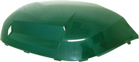 1025024-07 Front Cowl Panel Green - Club Car Precedent